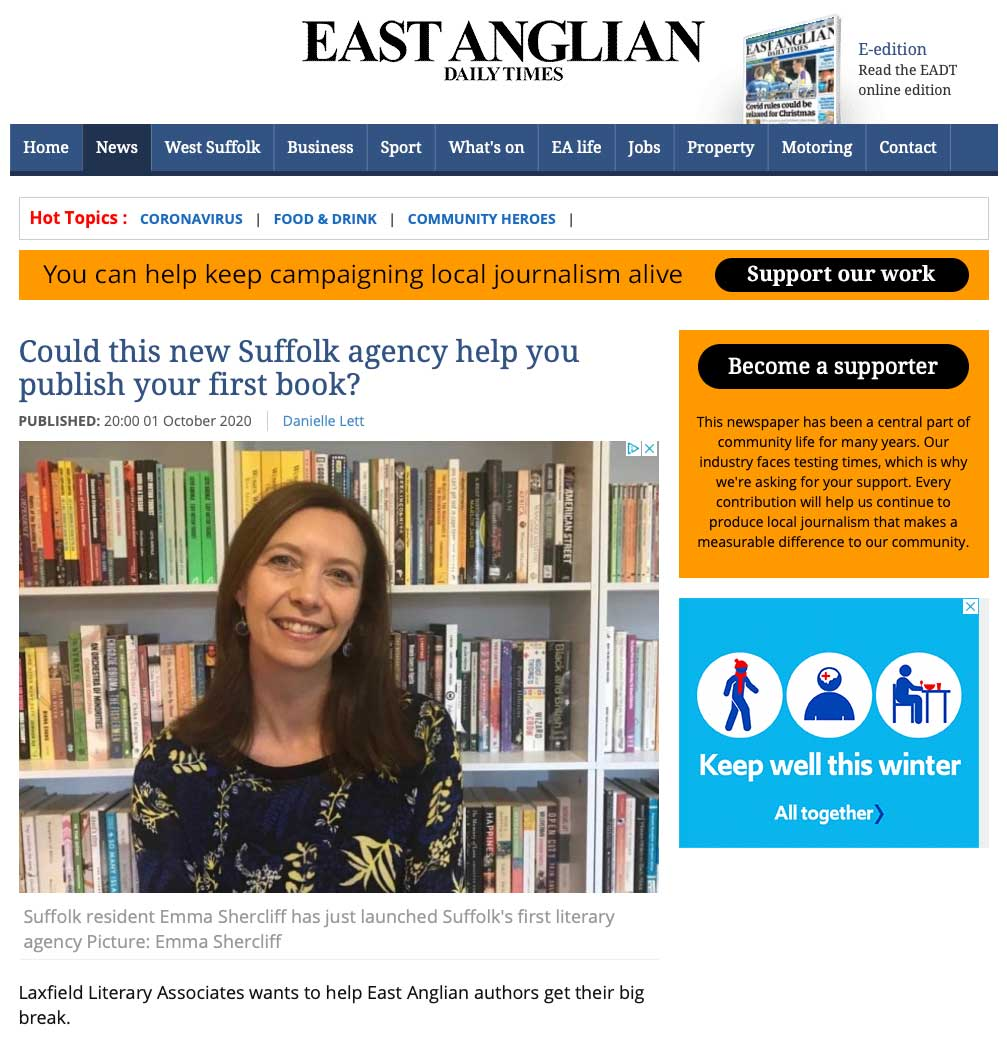 Click to read the full East Anglian Daily Times article